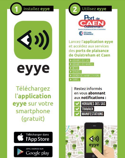 Application des services de Ouistreham