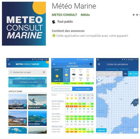 Meteo consult marine